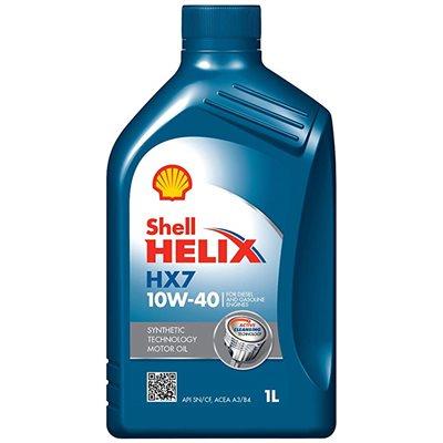 HELIX HX7 10W40 (12 X 1L)