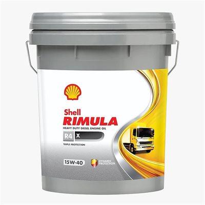 RIMULA R4 X 15W40 (20L)